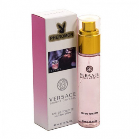 Парфюм с феромоном Versace Bright Crystal 45 ml