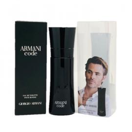 Мужская туалетная вода Giorgio Armani Code (75 мл)