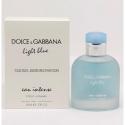 D&G Light Blue Intense TESTER мужской
