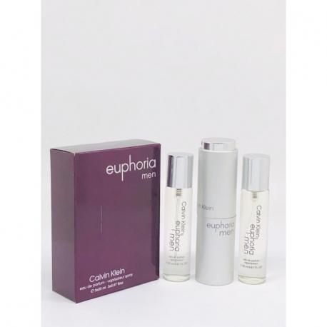 Набор парфюма Calvin Klein Euphoria Men 3х20мл.