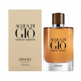 Мужская парфюмерная вода Giorgio Armani Acqua Di Gio Absolu