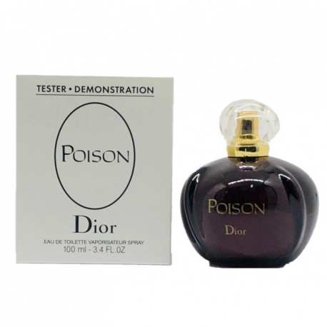Dior Poison EDT TESTER женский