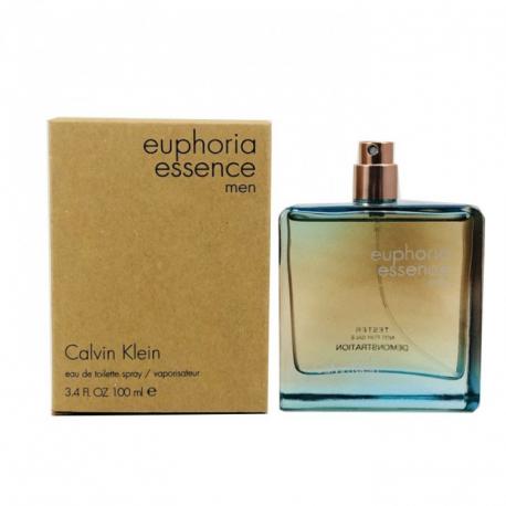Calvin Klein Euphoria Essence Men EDT TESTER мужской