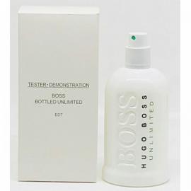 Hugo Boss Bottled Unlimited EDT TESTER мужской