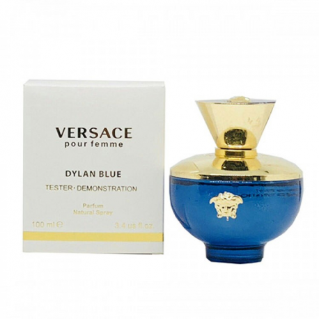 Versace Dylan Blue Pour Femme TESTER