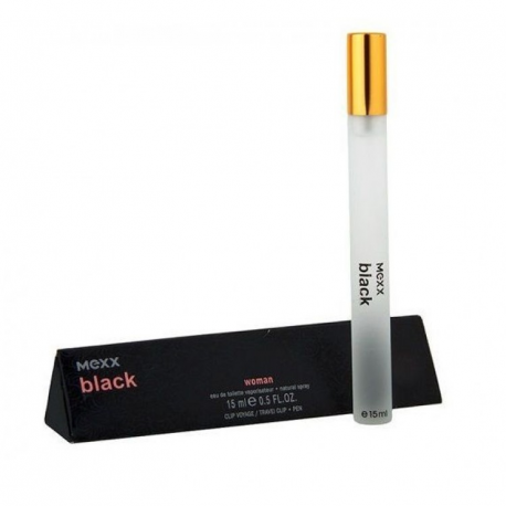 Мини парфюм для женщин Mexx Black 15 мл