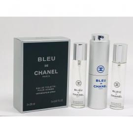 Набор парфюма Chanel Bleu De Chanel 3х20мл.