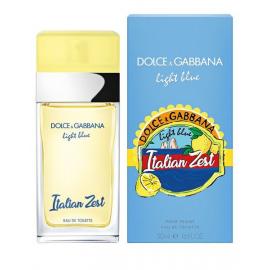 """DOLCE & GABBANA """"LIGHT BLUE ITALIAN ZEST"""" 100 МЛ(ORIGINAL)"""