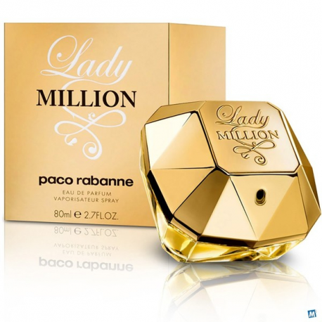 "PACO RABANNE ""LADY MILLION"" 80 МЛ (ORIGINAL)"