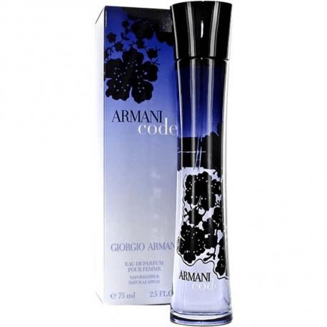 Женская парфюмерная вода Giorgio Armani Armani Code Women (Армани Код Вумен)