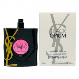 Yves Saint Laurent Black Opium Gold Attraction Edition TESTER женский