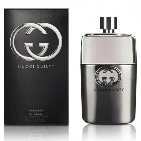 Мужская туалетная вода Gucci Guilty Homme (Гуччи Гилти Ноум)