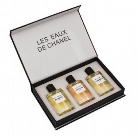 Подарочный набор парфюмерии Chanel 3в1 (женский)