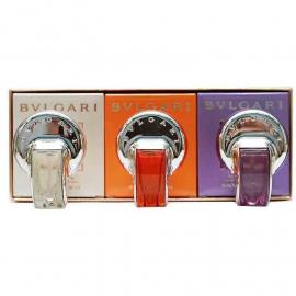 Набор мини парфюма Bvlgari The Omnia Purse Spray Collection 3 по 15 млОбъем - 3x15 мл Пол - Женский