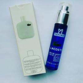 Парфюм с феромоном Lacoste Eau De Lacoste L.12.12 Blanc мужской (45 ml)