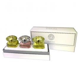 Подарочный набор парфюмерии Versace 3 в 1