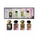 Подарочный парфюмерный набор Giorgio Armani Armani Prive Haute Couture Fragrances 4 в 1