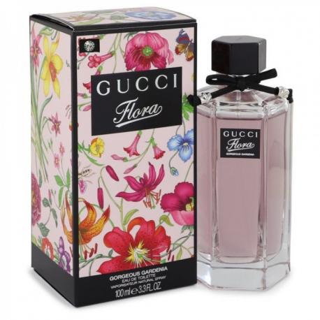 Туалетная вода Gucci Flora Gorgeous Gardenia (Euro)