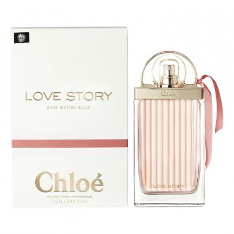 Парфюмерная вода Chloe Love Story Eau Sensuelle (Euro)
