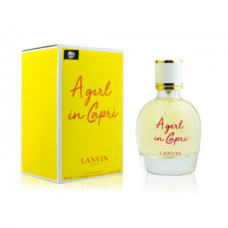 Туалетная вода Lanvin A Girl In Capri (Euro)