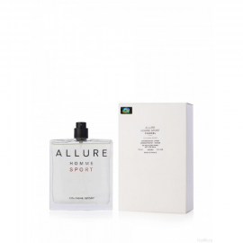 Chanel Allure Homme Sport Cologne EDT tester мужской (Euro)