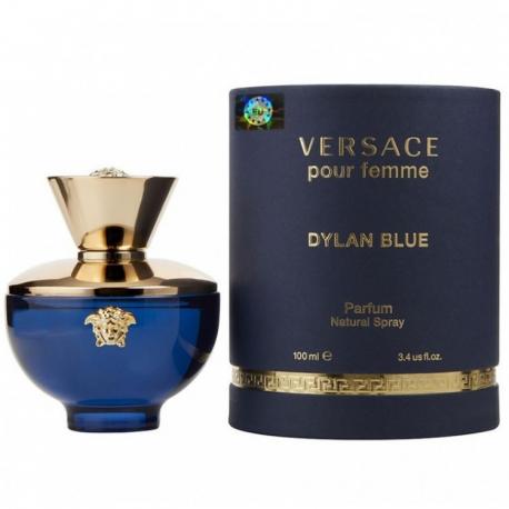Парфюмерная вода Versace Dylan Blue Pour Femme 100 ml (Euro)