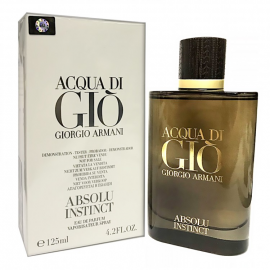 Giorgio Armani Acqua Di Gio Absolu Instinct EDP tester (Euro)