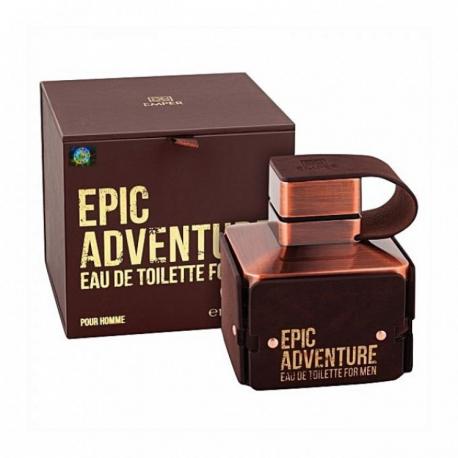 Туалетная вода Emper Epic Adventure (Euro)