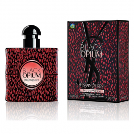 Парфюмерная вода Yves Saint Laurent Black Opium Christmas Collector (Euro)