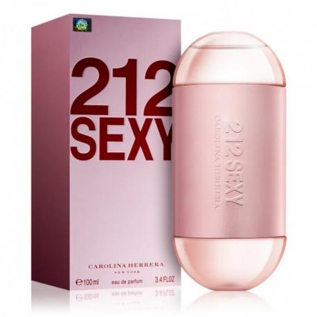 Парфюмерная вода Carolina Herrera 212 Sexy (Euro A-Plus)