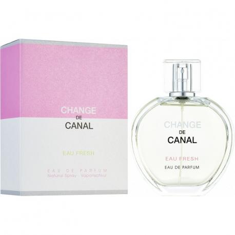 Парфюмерная вода Change de Canal Eau Fresh (Chanel Chance Eau Fraiche) ОАЭ