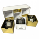 Подарочный парфюмерный набор Chanel 3 в 1